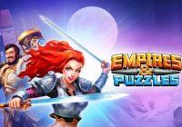 Empires & Puzzles: Epic Match 3 Cheats&Hack