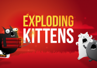 Exploding Kittens® - Official - Cheaty&Zaseknout