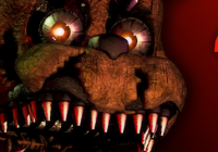 Five Nights at Freddy's 4 غش&هاك
