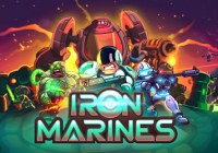 Iron Marines: RTS Offline Real Time Strategy Game Cheats&هاك
