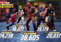 MARVEL Strike Force - Squad RPG Cheats&Hack