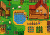 Stardew Valley - Cheaty&Zaseknout