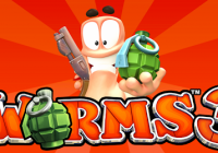 Worms 3 - Mashtrime&Hack