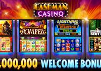 Cashman Casino: Casino Slots Machines! 2M Free! Cheats&Hack