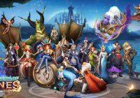 افسانه رونز: بازی های RPG پازل&هک