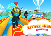 Little League Legends - Multiplayer Cheats&Hack
