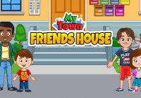 My Town : Best Friends' House games for kids Cheats&Hack
