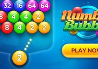 Tirador de burbujas numérico - Trucos&Cortar a tajos