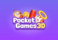 Pocket Games 3D - Cheaty&Zaseknout