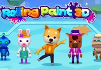 Rolling Paint 3D - Cheats&kov