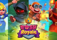 Rush Royale - Random PVP Tower Defense Cheats&Hack