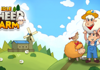 Sheep Farm : Idle Games & Tycoon Cheats&Hack
