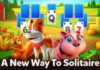 Solitaire Grand Harvest - Astuces Tripeaks Solitaire gratuites&Pirater