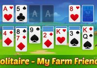 Solitaire - My Farm Friends Triche&Pirater