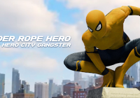 Spider Rope Hero: Crime City Battle Cheats&Hack