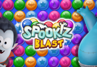 Spookiz Blast : Pop & Blast Puzzle Cheats&Hack