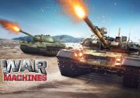 War Machines: Best Free Online War & Military Game Cheats&Hack