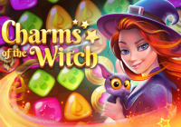 Charms of the Witch: Magic Mystery Match 3 Games Cheats&Hack