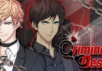 Criminal Desires: BL Yaoi Anime Romance Game Cheats&Hakata