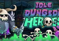 Idle Dungeon Heroes - Cheaty&Zaseknout
