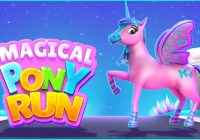 Magical Pony Run - Unicorn Runner Cheats&Hack