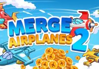 Merge Airplane 2: Plane & Clicker Tycoon Cheats&Хак