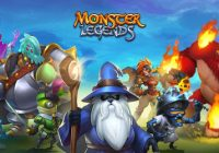 Monster Legends: Breed & Merge Heroes Battle Arena Cheats&Hack