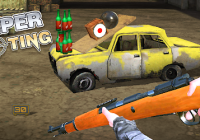 Sniper Shooting : Free FPS 3D Gun Shooting Game Cheats&Hack