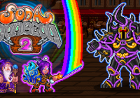 Soda Dungeon 2 - Cheaty&Zaseknout