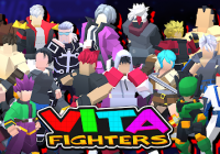 Vita Fighters - Cheats&Hack