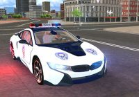 American i8 Police Car Game 3D Cheats&Hack
