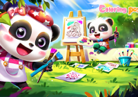 Baby Panda's Coloring Pages - Cheats&Hack