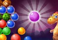 Bubble Shooter: Dinosaures primitifs - Astuces Egg Shoot&Pirater