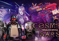 COSMIC WARS : THE GALACTIC BATTLE Cheats&Hack