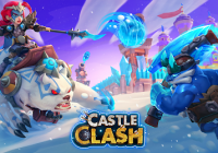 Castle Clash : Guild Royale Cheats&Hack