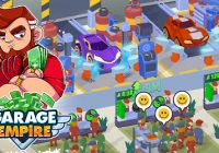 Garage Empire - Idle Building Tycoon & Racing Game Cheats&Hack