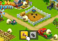 Golden Farm : Idle Farming & Adventure snyderi&Hack