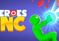 Heroes Inc.! - Cheats&Hacken