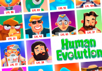 Human Evolution Clicker: Tap and Evolve Life Forms Cheats&Hack
