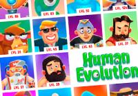 Human Evolution Clicker: Poklepávejte a vyvíjejte cheaty životních forem&Zaseknout