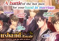 Husband Royale: Otome games visual novels Cheats&Hack