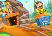Idle Miner Tycoon: Mine & Money Clicker Management Cheats&Hack