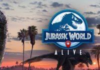 Jurassic World Alive - Cheats&Hack