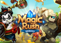Magic Rush: Heroes - Cheats&Hack