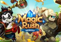 Ruée vers la magie: Héros - Cheats&Pirater