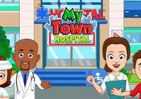 માય ટાઉન : કિડ્સ ચીટ્સ માટે હોસ્પિટલ અને ડોક્ટર ગેમ્સ&હેક