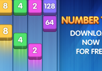 Number Tiles - Merge Puzzle Cheats&Hack