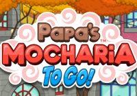 Papa's Mocharia To Go! - Cheaty&Zaseknout