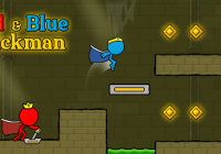 Red and Blue Stickman : Animation Parkour Cheats&Hack