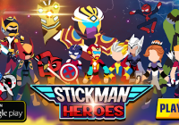 Stickman Heroes: Battle Of Warriors Cheats&Hack